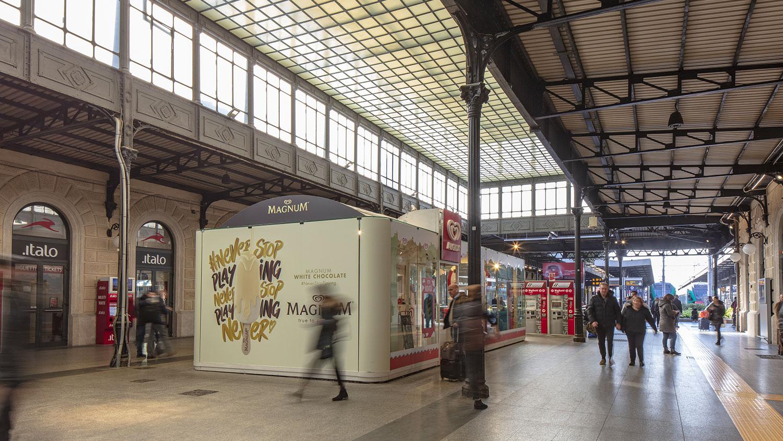 Grandi Stazioni Retail - Temporary Store