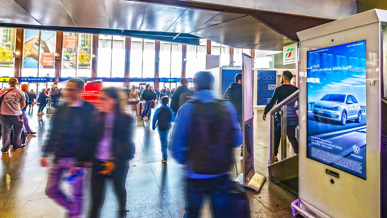 Grandi Stazioni Retail - Roma Termini